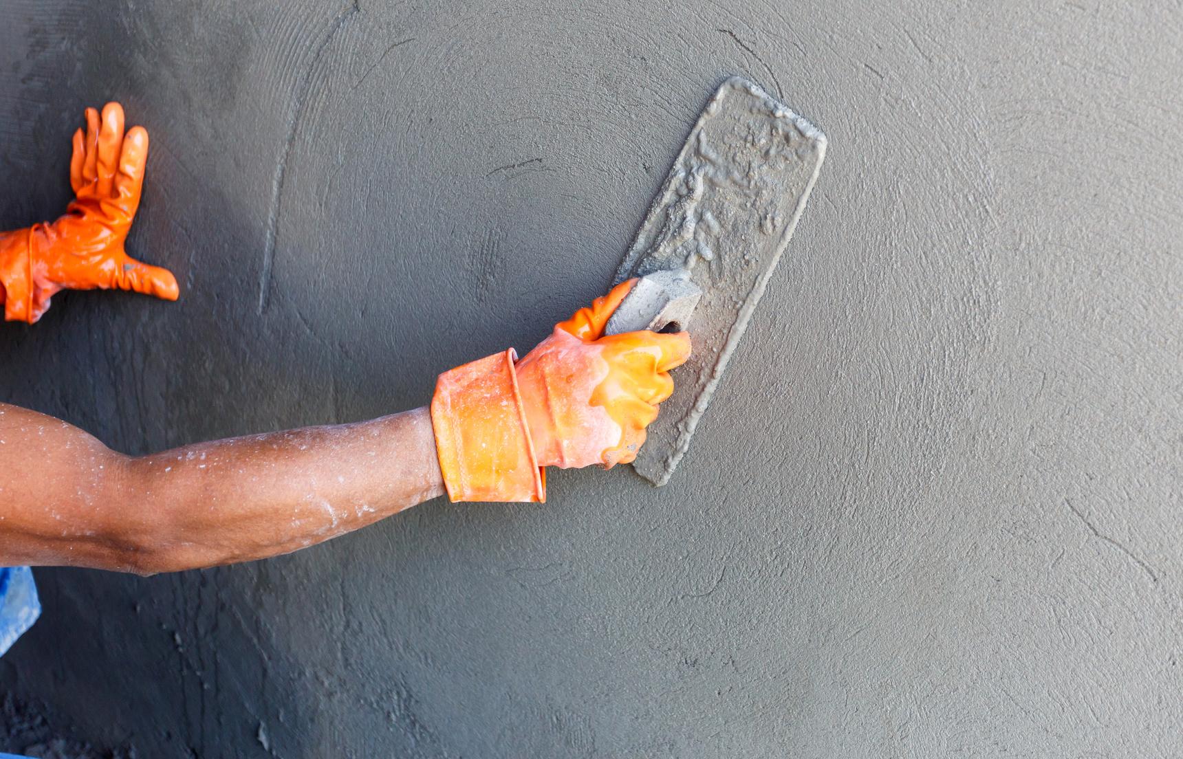Epaisseur Enduit Sur Parpaing enduit ciment : caractéristiques, prix, pose, devis … toutes