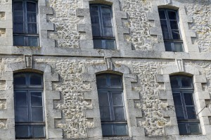 façade maison pierre