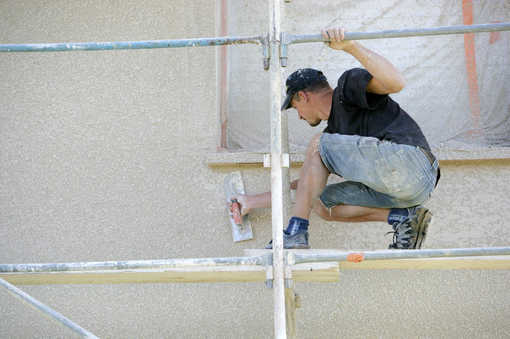 Prix peinture fa ade le tarif pour peindre une fa ade et for Prix facade maison 100m2