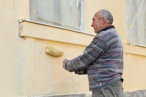 Peindre la façade de sa maison soi même