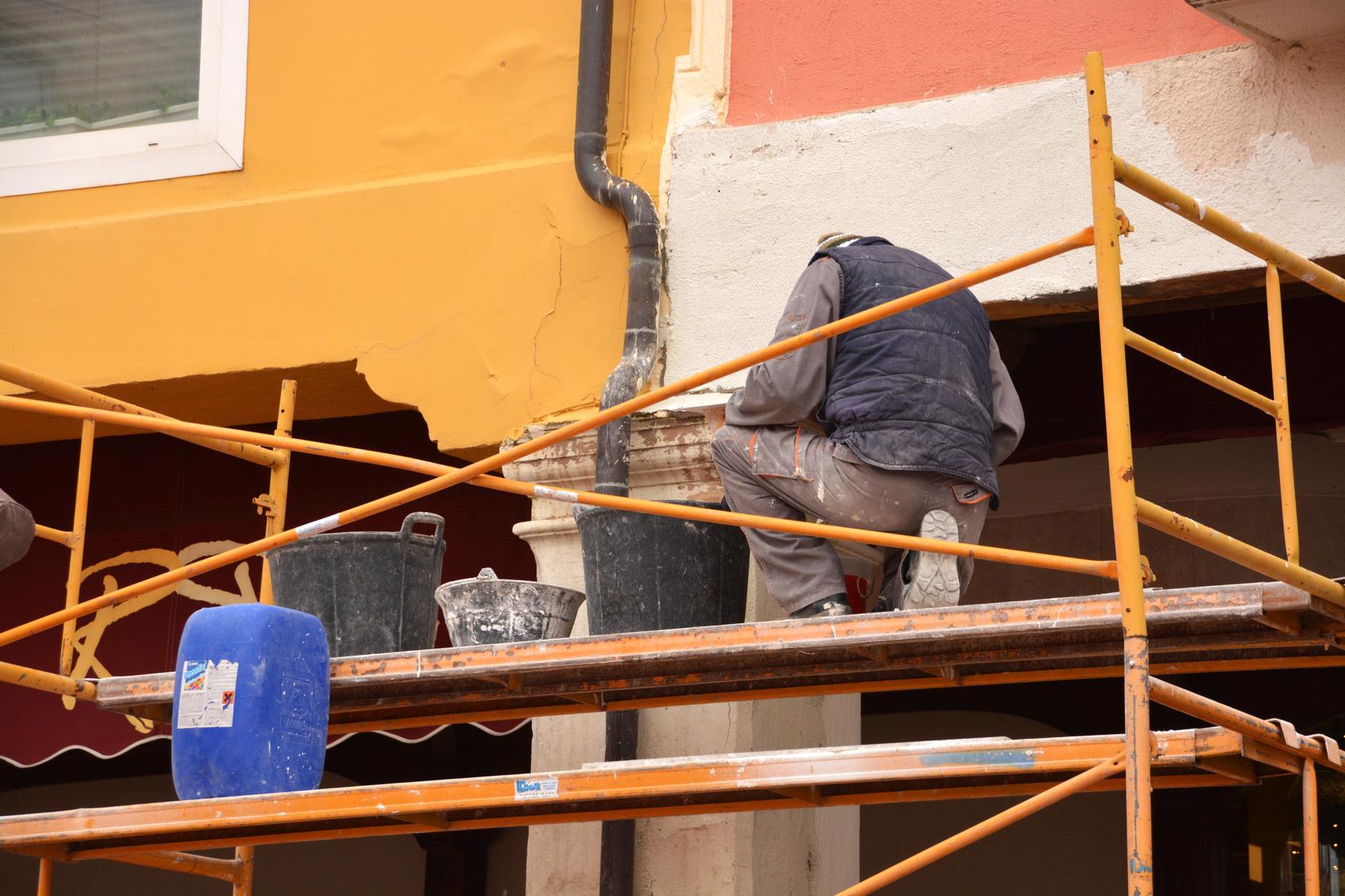 peindre sa facade soi meme choisir la bonne couleur de peinture with peindre sa facade soi meme. Black Bedroom Furniture Sets. Home Design Ideas