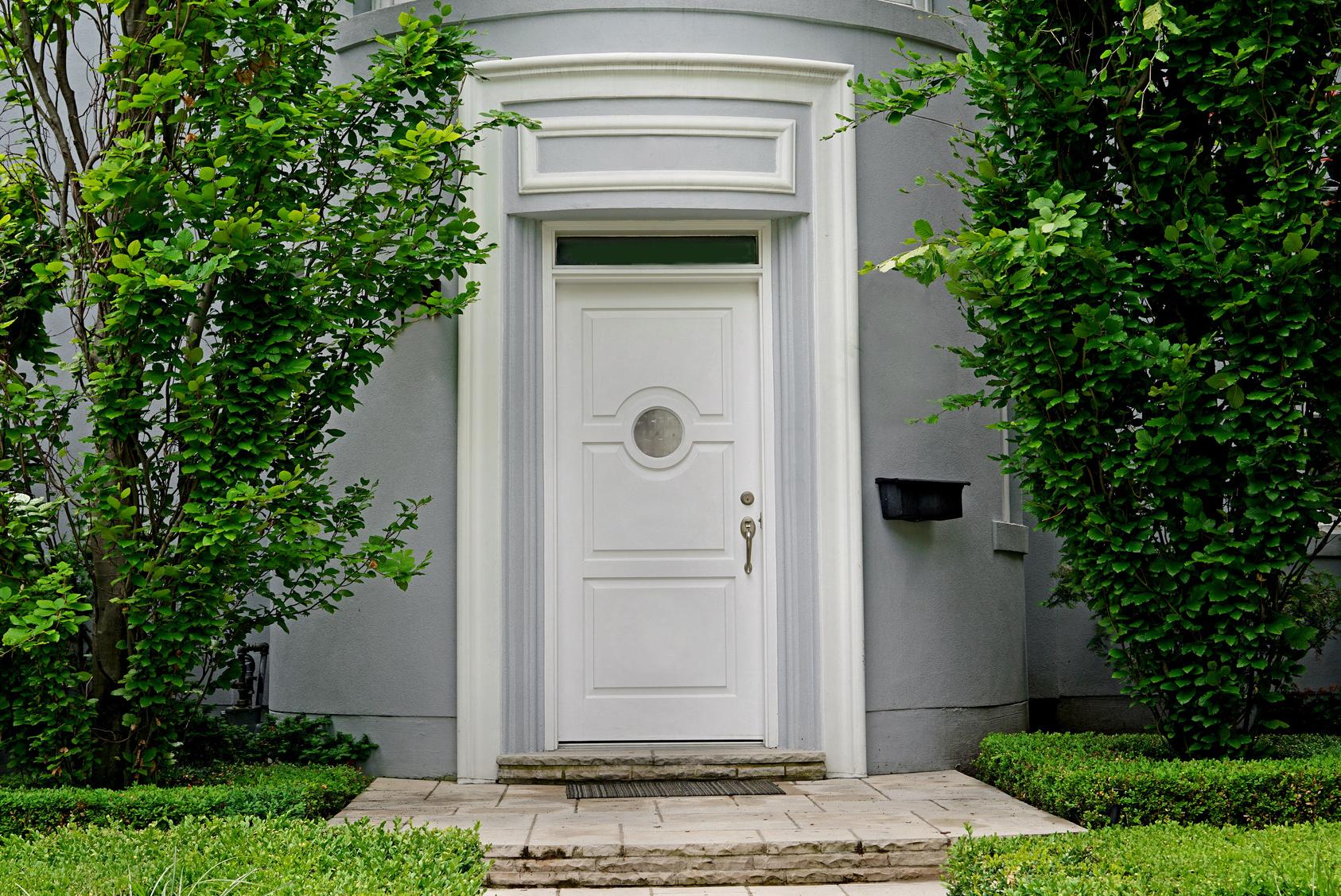 Prix d une porte d entr e et de sa pose - Devis porte d entree ...