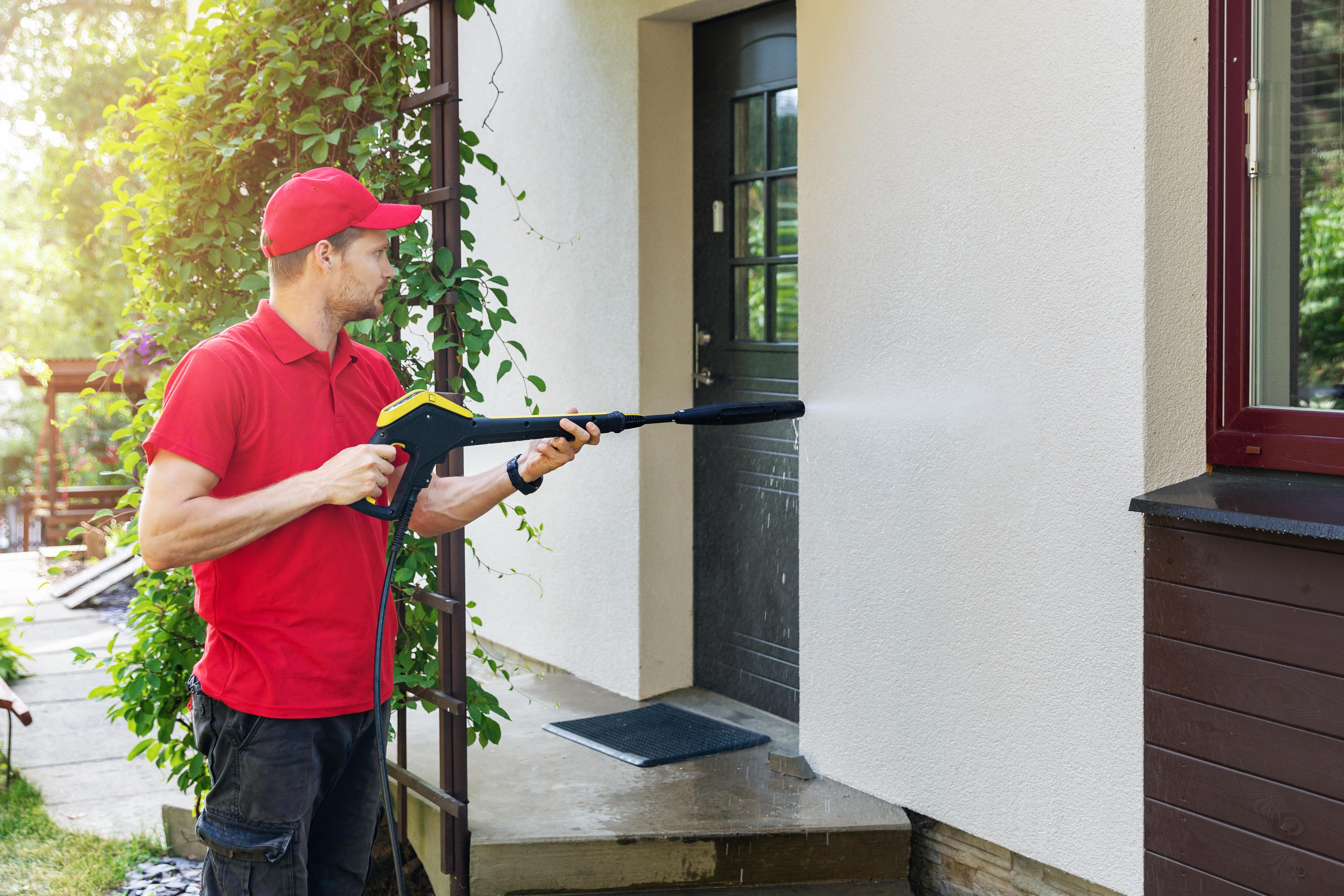 Cristaux De Soude Nettoyage les différents produits de nettoyage de façade