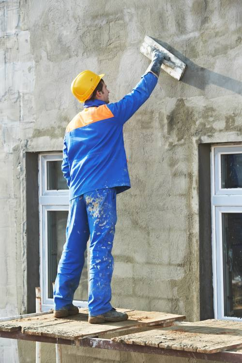 Coût de réalisation d'un enduit de façade