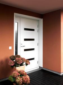 Quel est le prix d'une porte d'entrée ?