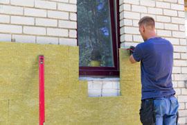 Entreprise d'isolation de facade exterieure