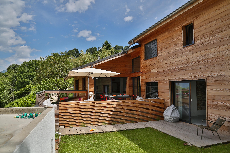 Exemple De Bardage Exterieur maison avec bardage en bois : prix et entretien