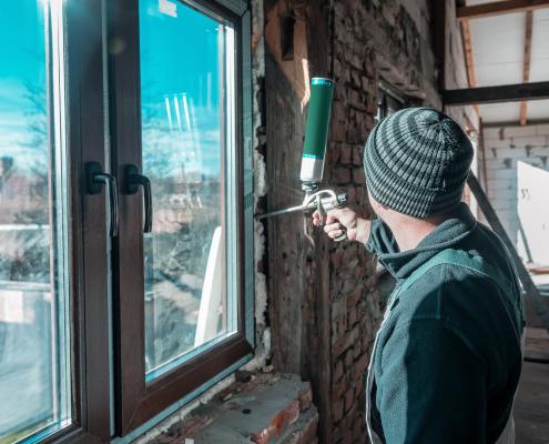 Conseils d'isolation d'une fenêtre